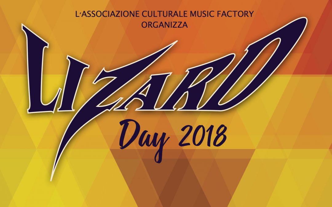 Lizard Day, 17 Giugno 2018